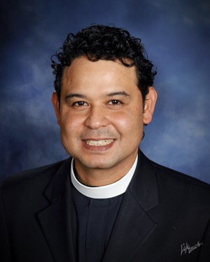 The Reverend Victor Conrado