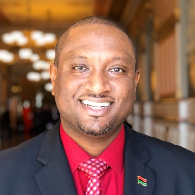 State Representative Maurice West II (IL-67)