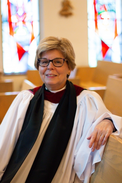 The Rev. Diane Tomlinson